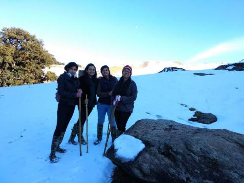 Department-of-Physiotherapy-Trip-to-Auli-7