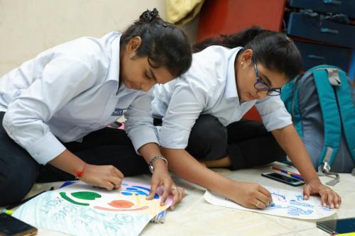 Poster- making competition-12