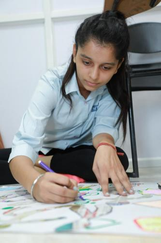 Poster- making competition-5